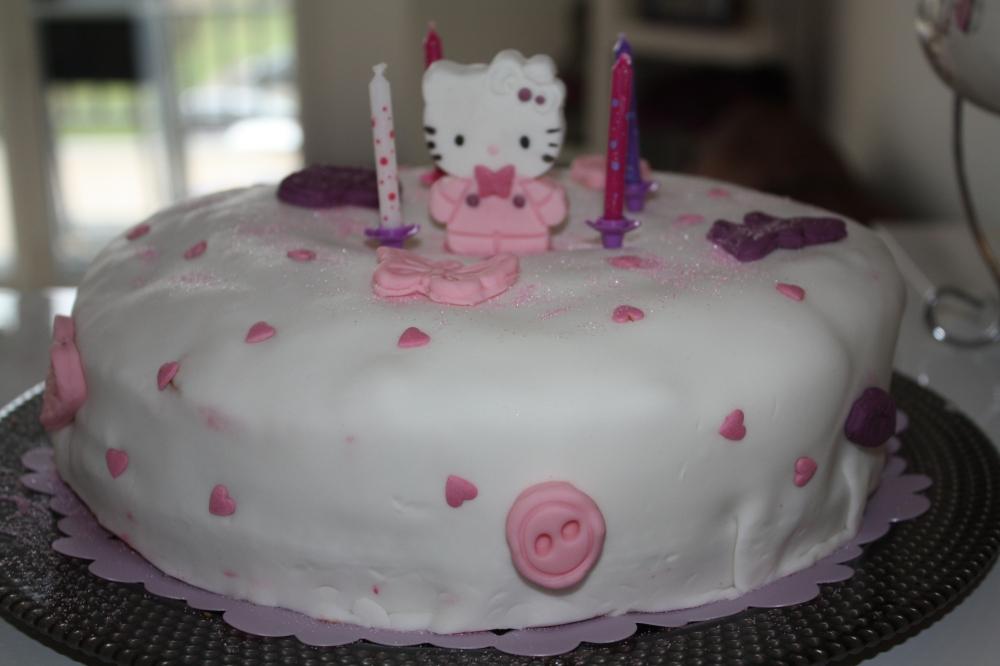 Gâteau damier 2