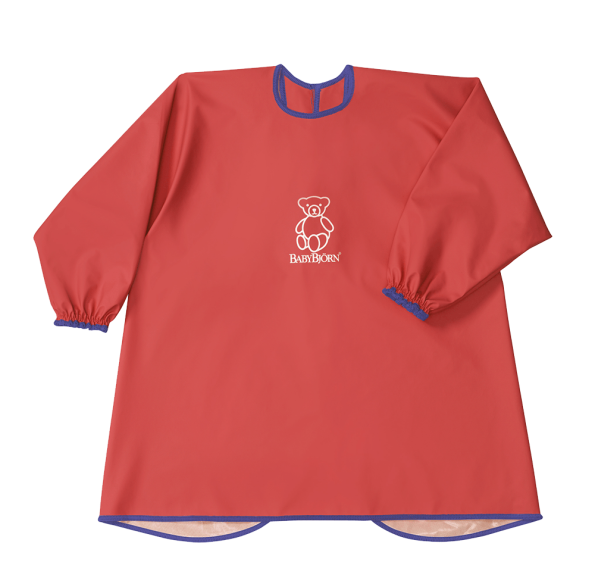 eat-and-play-smock-red-babybjorn