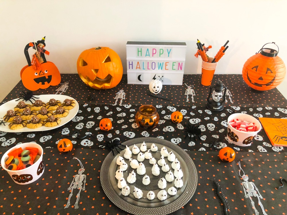 Buffet Halloween 2