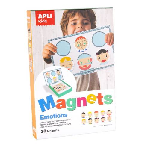 Magnets Emotion Aplikids