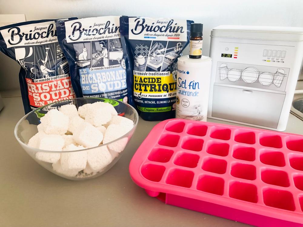 DIY : Ma recette de pastilles lave-vaisselle maison – Maman Bougeotte