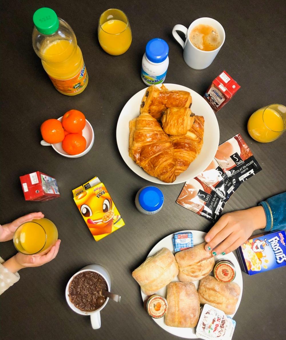 Petit déjeuner 2